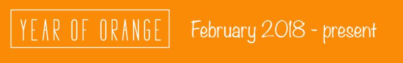 Year Of Orange